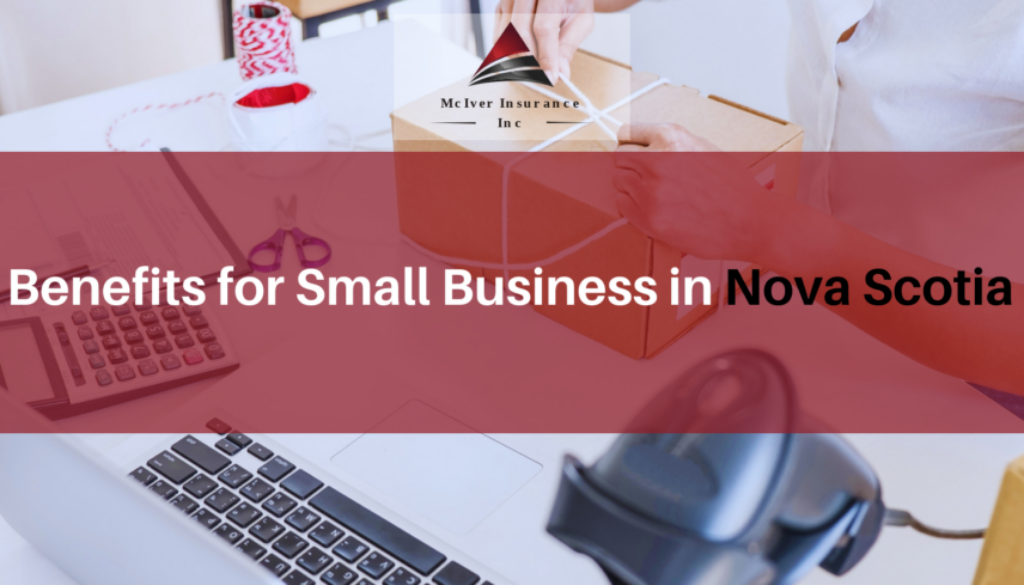 Benefits for Small Business in Nova Scotia